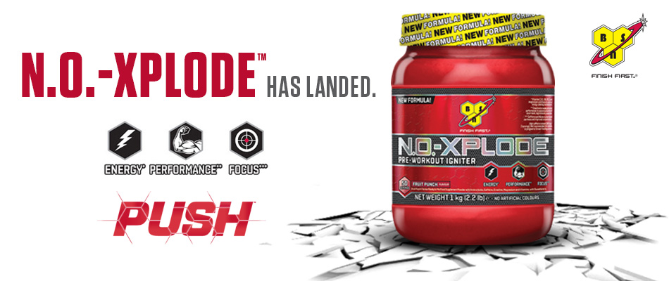N.O.-XPLODE - Edinburgh Supplements