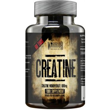 Creatine Monohydrate, 1000mg - 60 tabs