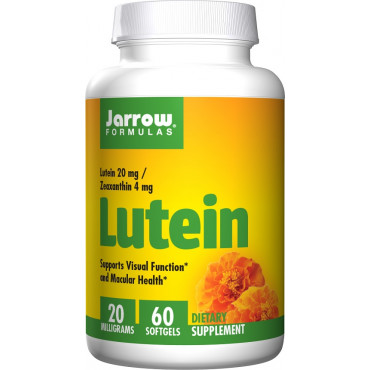 Lutein, 20mg - 60 softgels