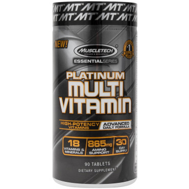 Platinum Multi Vitamin - 90 tabs