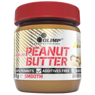 Peanut Butter, Smooth - 350g