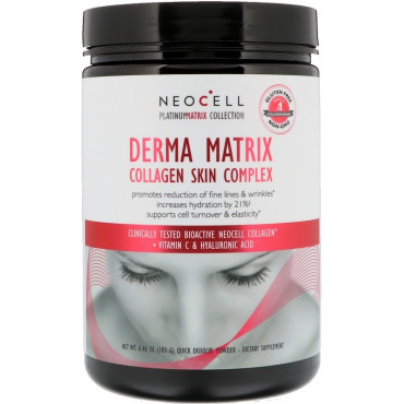 Derma Matrix, Collagen Skin Complex - 183g