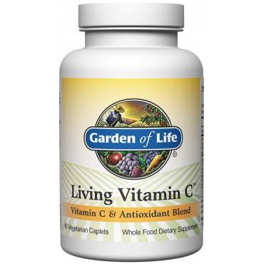 Living Vitamin C - 60 vcaps