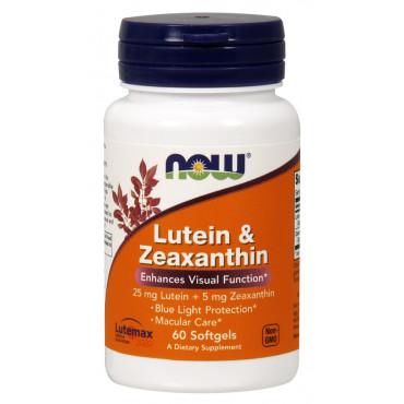 Lutein & Zeaxanthin - 60 softgels