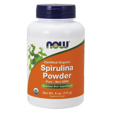 Spirulina Organic, Powder - 113g