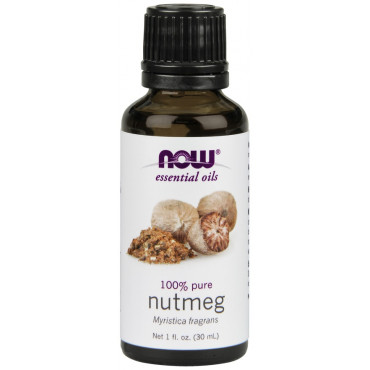 Essential Oil, Nutmeg Oil - 30 ml.