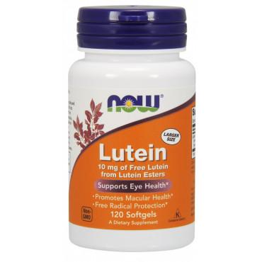 Lutein, 10mg - 120 softgels