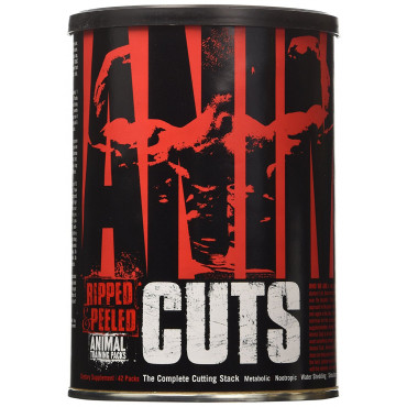 Animal Cuts - 42 packs