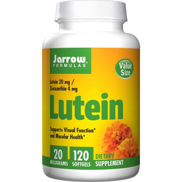 Lutein, 20mg - 120 softgels