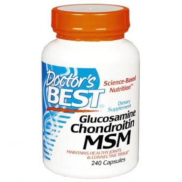 Glucosamine Chondroitin MSM with OptiMSM