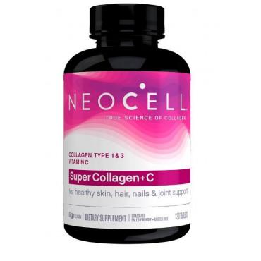 Super Collagen + C - 120 tabs