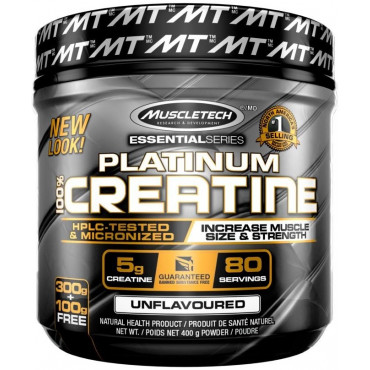 Platinum 100% Creatine - 400g