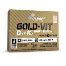 Gold Vit D3 + K2 Sport Edition - 60 caps