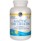 Arctic Cod Liver Oil, 750mg Lemon - 90 softgels