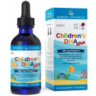 Children's DHA Xtra, 880mg Berry Punch - 60 ml.