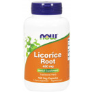 Licorice Root, 450mg - 100 vcaps
