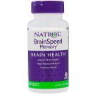 Brain Speed Memory - 60 tabs