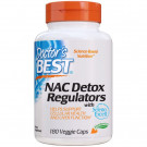 NAC Detox Regulators