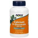 Calcium D-Glucarate, 500mg - 90 vcaps