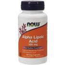 Alpha Lipoic Acid with Vitamins C & E,  100mg - 60 vcaps