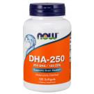 DHA-250, 250 DHA / 100 EPA - 120 softgels