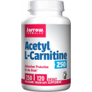 Acetyl L-Carnitine, 250mg - 120 vcaps