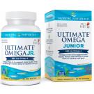 Ultimate Omega Junior, 680mg - 90 softgels