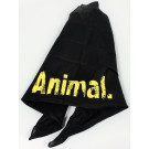 Animal Bandana, Black and Yellow