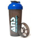 ANS Performance Shakers, Black - 700 ml.