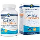 Omega Curcumin, 1000mg - 60 softgels