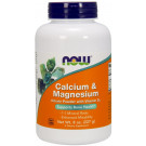 Calcium & Magnesium, Citrate Powder with Vitamin D3 - 227g