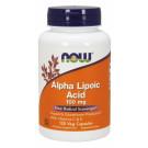 Alpha Lipoic Acid with Vitamins C & E, 100mg - 120 vcaps
