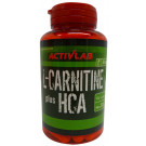 L-Carnitine Plus HCA - 50 caps