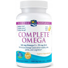 Complete Omega, 565mg Lemon - 60 softgels