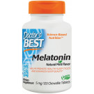 Melatonin, 5mg Natural Mint - 120 chewable tabs
