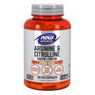 Arginine & Citrulline - 120 vcaps