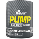 Pump Xplode Powder, Fruit Punch - 300g