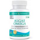 Algae Omega, 715mg Omega 3 - 60 softgels