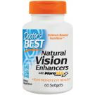 Natural Vision Enhancers - 60 softgels