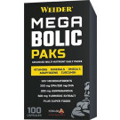 Mega Bolic Paks - 100 caps