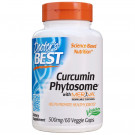 Curcumin Phytosome with Meriva, 500mg - 60 vcaps