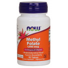 Methyl Folate, 1000mcg - 90 tabs