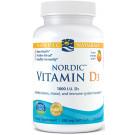 Nordic Vitamin D3, 1000 IU - 120 softgels