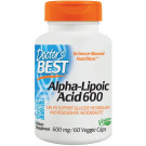 Alpha Lipoic Acid, 600mg - 60 vcaps