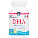 DHA, 830mg Strawberry - 90 softgels