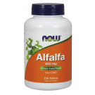 Alfalfa, 650mg - 250 tablets