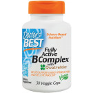 Fully Active B-Complex with Quatrefolic
