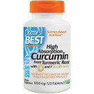 High Absorption Curcumin From Turmeric Root with C3 Complex & BioPerine, 1000mg - 120 tabs