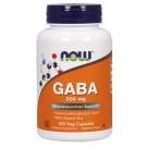 GABA with Vitamin B6, 500mg - 100 vcaps