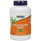 Saw Palmetto Berries, 550mg - 250 vcaps